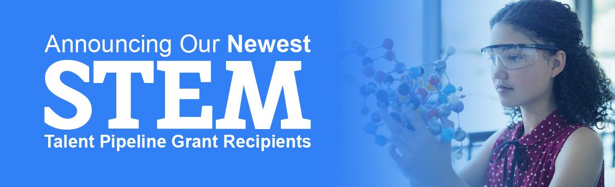 NYHW STEM Talent Pipeline Grant Recipients